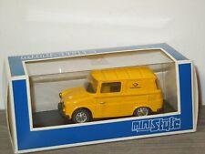 VW Volkswagen Fridolin Deutsche Bundespost van Ministyle France 1:43 Box *26106