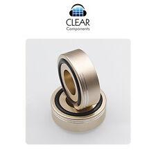 4x in Alluminio Piedi Dispositivi ORO 44x16-ROSE 'absorber CASE damping isolamento feet-Hifi-Top