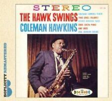 COLEMAN HAWKINS - THE HAWK SINGS (REMASTER)  CD NEUF