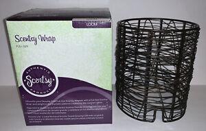 Scentsy Warmer Loom Wrap Metal Full Size Warmer