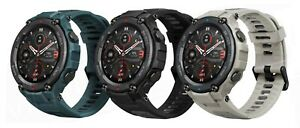 Amazfit T-Rex Pro Smartwatch Built-In GPS, Waterproof, 18 Days Battery, MIL-STD
