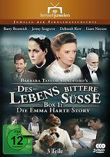 Des Lebens bittere Süße - Box 1: Die Emma Harte Story - Fernsehjuwelen (3 DVDs)