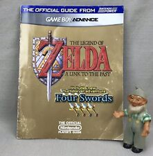 The Legend of Zelda: A Link to the Past / Four Swords Player's Guide Nintendo
