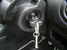 PEUGEOT 206 GTI IGNITION W/ KEY SECURITY SET 2.0 LTR MANUAL10/99-11/07