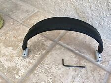 Grado Aluminum Rod Blocks with black leather head band