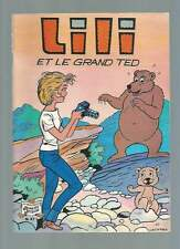 LILI N°47 . ET LE GRAND TED . EO . 1980 .
