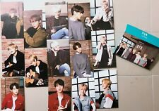 BTS 04 Soothing Care special Mask Sheets 10ea + Photocard 14ea KPOP MEDIHEAL