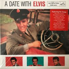 A Date with Elvis (Anniversary Edition] by Elvis Presley(180g LTD Vinyl), Friday
