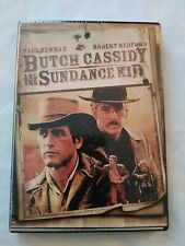 Butch Cassidy And The Sundance Kid (Dvd, 2000) 1969 Western New Sealed Free Ship