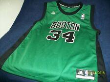 ADIDAS NBA Authentics Boston Celtics Jersey Women Lg FROM Estate /Storage Units