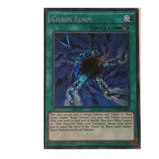 NM Yu-Gi-Oh 3x Chaos Form 1st Edition LED3-EN011