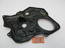 10-13 MAZDA 3 RIGHT PASSENGER REAR PLASTIC INNER DOOR PANEL SPEAKER HANDLE MOUNT
