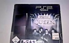 SONY PLAYSTATION 2 CONSOLE / PS2 CONSOLE / QUEEN SINGSTAR LIMITED EDITION 'RARE'