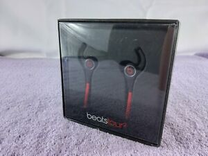 Beats by Dr. Dre BeatsTour 2 In-Ear Headphones - Black/Red - A1677 - New