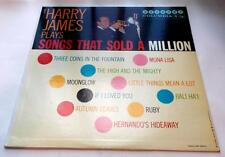 Harry James Songs That Sold A Million '59 Harmony HL7191 Jazz 33rpm Vinyl LP VG+