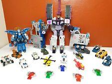 Transformers Lot Mini Cons Galvatron Ultra Energon RID Armada Cybertron Key L@@K