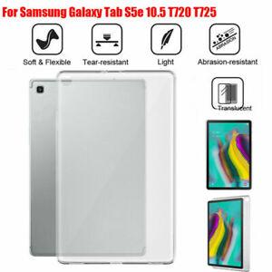 Samsung Galaxy Tab S5E 10.5 T720 / T725 TPU Gel Silicone Soft  Case Cover