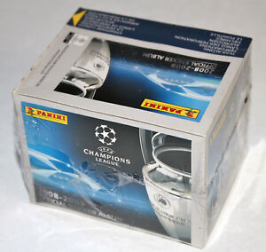 Panini Champions League 2008/2009 08/09 - Ed. South America 1 X Display Box