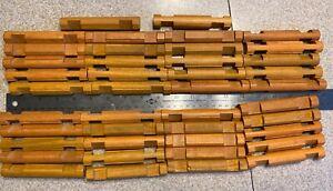 Lincoln Logs 42 ~ 4 1/2 2 notch