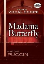 Madama Butterfly by Giacomo Puccini (2014, Paperback)