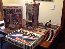 Vintage 1978 Electronic Star Bird and  Command Center in boxes RARE VGC