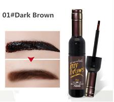 Peel off Eyebrow Cream Tattoo Eye Brow Gel Tint Long Lasting Waterproof 3 Colour