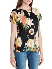 TED BAKER  lovely OMLA Opulent Bloom shirt top - size 4 / uk 14 - 16 / NEW