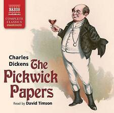 The Pickwick Papers by Charles Dickens (CD-Audio, 2012)