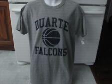 Duarte High School basketball team athletic t shirt Defense motto on back