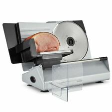 VonShef 2000077 Stainless Steel Meat Slicer