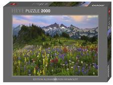 NEW! Heye Tatoosh Mountains 2000 piece scenic jigsaw puzzle 29903