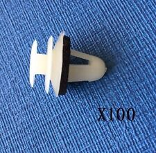 100PCS ROVER SIDE SKIRT DOOR CARD BUMP PANEL LINING REPAIR TRIM CLIPS