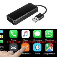 For Android Car GPS Navigation Carlinkit USB IOS Android CarPlay Dongle Adapter