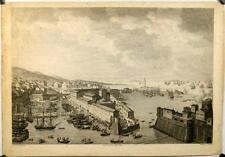 Eau forte de Duplessis d'ap C. Vernet, Port de Livourne