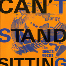 SPECIAL GUESTS, THE Can´t stand sitting CD (2000 Special Music) neu!