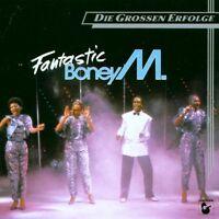 Boney M. Fantastic-Die grossen Erfolge (1984) [CD]