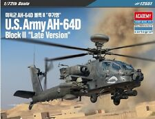 "1/72 U.S.Army AH-64D BlockII Late version ""Apache"""