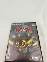 Monster House Ps2 Playstation 2 Game Missing The Manual.