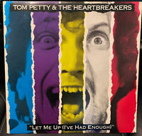Tom Petty & The Heartbreakers ‎– Let Me Up I've Had Enough (vinyl LP)
