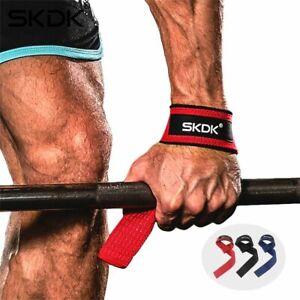 Weightlifting Wrist Wraps Straps Hand Grips Support Hand Belt Anti-Slip Fitness
