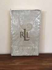 Ralph Lauren Suite Paisley Sage Green Standard Pillow Sham