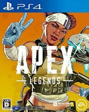 USED PS4 Apex Legends Lifeline Edition JAPAN Sony PlayStation 4 import game