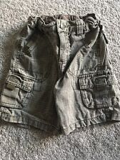 Baby Boys Pumpkin Patch Shorts Aged 1 Year