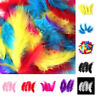 100/500X Mixed Colors Fluffy Marabou Feathers Card Making Embellishments Craft