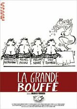 """DVD NEUF """"LA GRANDE BOUFFE"""" Marcello MASTROIANNI Michel PICCOLI Philippe NOIRET"""