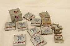 set of Harrison Correctors discs, filters, Mint in original boxes