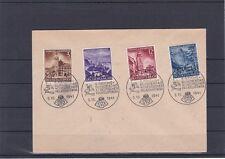 1941 Steiermark, Kärnten und Krain auf Kuvert mit Sonderstempel Philatelistentag