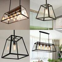Kitchen Pendant light Home Lamp Bedroom Ceiling Lights Large Chandelier Lighting
