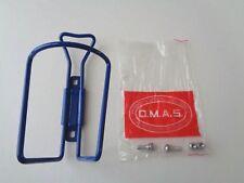 *NOS Vintage 1980s OMAS Superleggera Alu 'Gios' Blue water bottle cage holder*