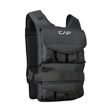 Cap Barbell Adjustable Weighted Vest 80-Pound